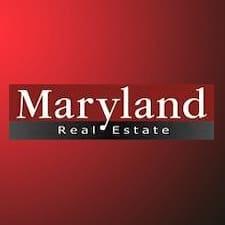 Henkilön Maryland käyttäjäprofiili