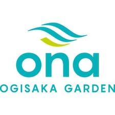 Ona Ogisaka Garden的用戶個人資料