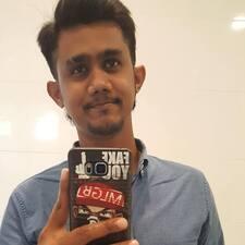 Profilo utente di Pavindran