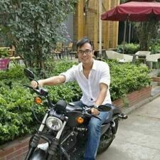 Gebruikersprofiel Boon Hwee