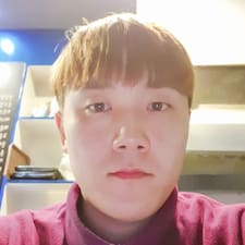 Gebruikersprofiel 강동호