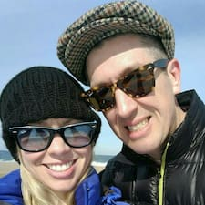 Megan & Michael Brugerprofil