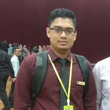 Tengku - Uživatelský profil