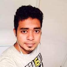 Profil utilisateur de Vishnu
