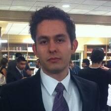 Gebruikersprofiel Jorge Ricardo