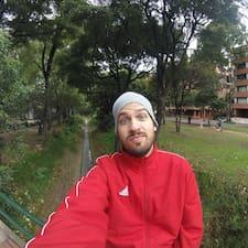 Profil utilisateur de Roberto Armando