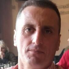 Henkilön Branislav käyttäjäprofiili