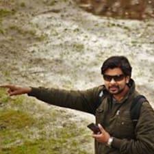 Profil Pengguna Vineeth