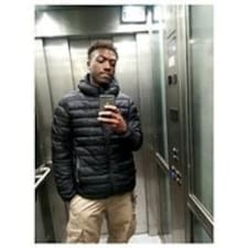 Kevin felhasználói profilja
