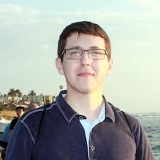 Pavel felhasználói profilja