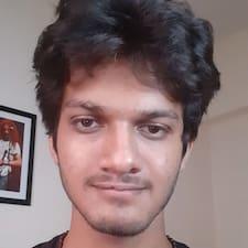 Användarprofil för Bhavin