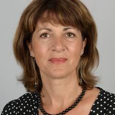 Marie Hélène Brugerprofil