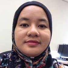 MOna Effarina User Profile