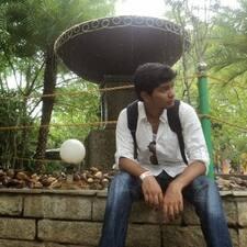 Profil Pengguna Sasi Praveen