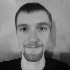Parker felhasználói profilja