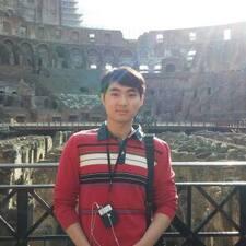 Profil utilisateur de SangHun