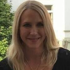 Frederike felhasználói profilja
