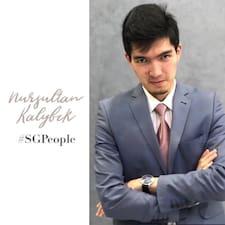 Потребителски профил на Nursultan