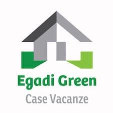 Perfil do utilizador de Egadi Green
