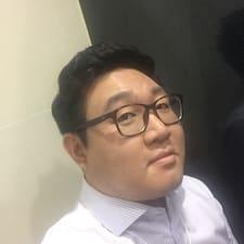Profilo utente di Sangjun