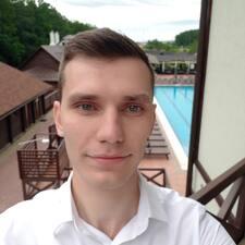 Nutzerprofil von Vladyslav