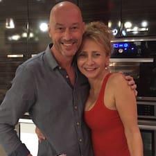 Robert & Sonya Brugerprofil