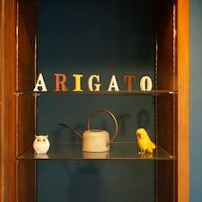 Arigato User Profile
