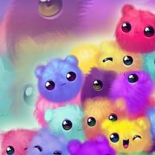 Violetta felhasználói profilja