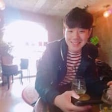 Användarprofil för Young Hoon