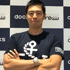 Takehiro的用戶個人資料