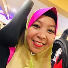 Profilo utente di Shahariah