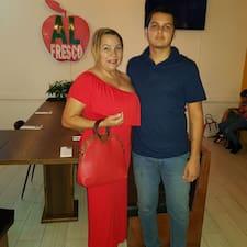 Ignacia Lina And Samir Anthony User Profile