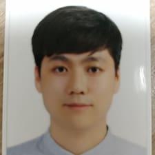 Joohyun felhasználói profilja