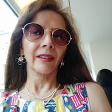 Användarprofil för Marlen Estela
