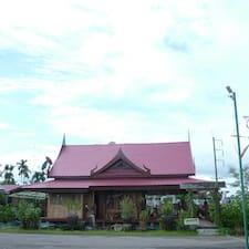 Thasae Resort felhasználói profilja