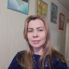 Profil utilisateur de Ирина