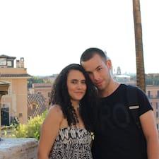Профиль пользователя Aïcha & Xavier