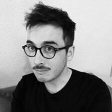 Gebruikersprofiel François