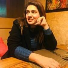 Profilo utente di Aroona