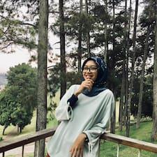 Profil utilisateur de Fela Putri