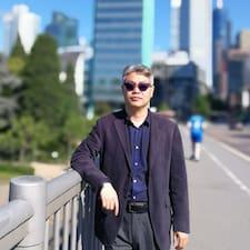 Användarprofil för Zhiwen
