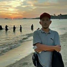 Afendi felhasználói profilja
