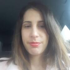 Pauline felhasználói profilja