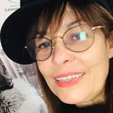 Saïda felhasználói profilja