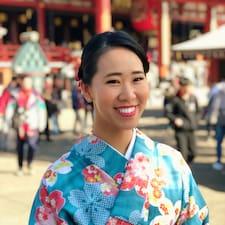 Profil utilisateur de Chieh