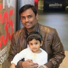 Venkateshwaran - Uživatelský profil