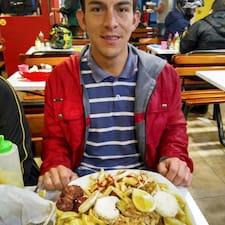 Profil utilisateur de Carlos Andres