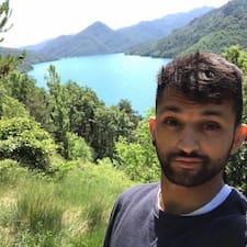 Ishaq - Uživatelský profil