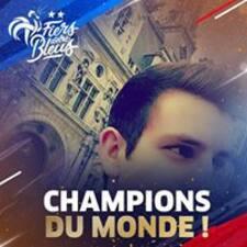 Pierre-Antoine - Profil Użytkownika