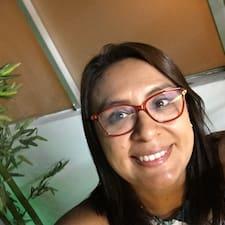 Henkilön María Eugenia käyttäjäprofiili